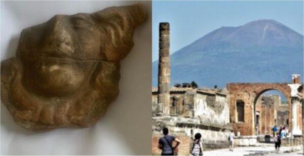 pompei reperto rubato