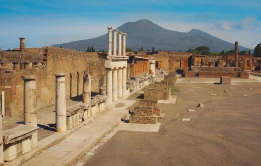 scavi pompei boom visite