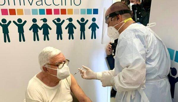 campania vaccinazioni 27 marzo