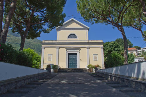 Basilica di Santa Maria Maddalena, chiesa Ischia