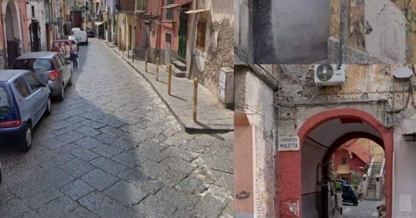 ercolano centro storico