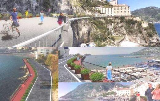 passeggiata Amalfi