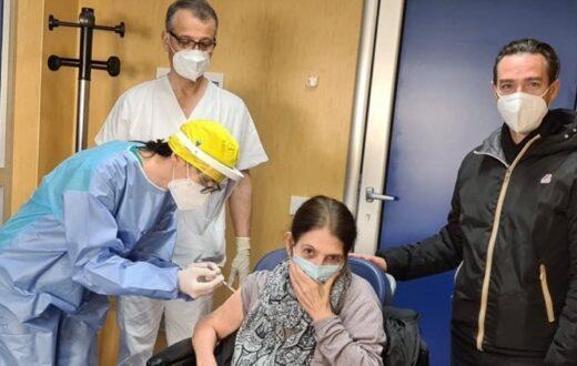 paziente oncologica vaccino