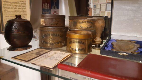 Collezione Bonelli, Banco di Napoli