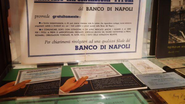 Banco di Napoli, Collezione Bonelli