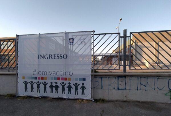 centro vaccinale di Mugnano