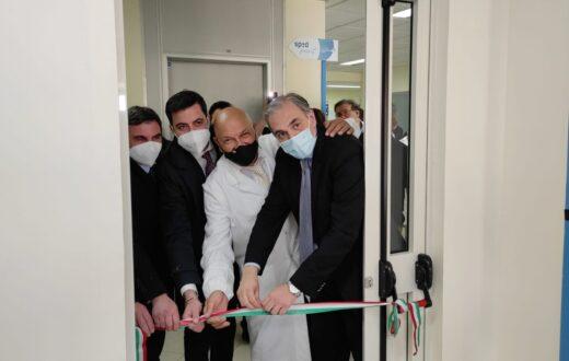 Inaugurazione Centro anticorpi monoclonali