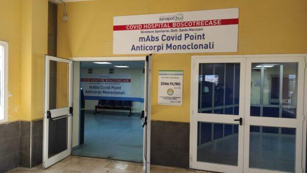 Covid Hospital, Boscotrecase