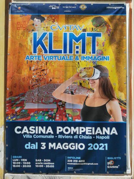 Klimt Casina Pompeiana