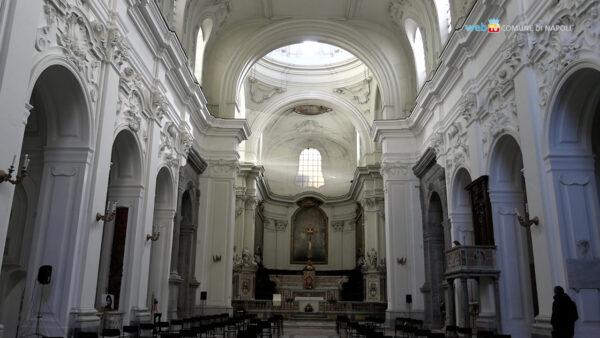 chiesa san pietro martire napoli