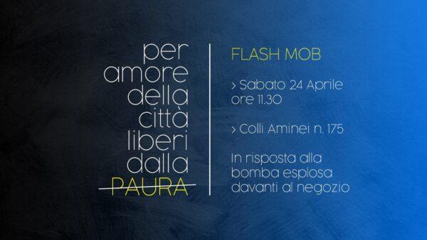 Flash mob colli aminei