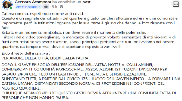 Post Gennaro Acampora