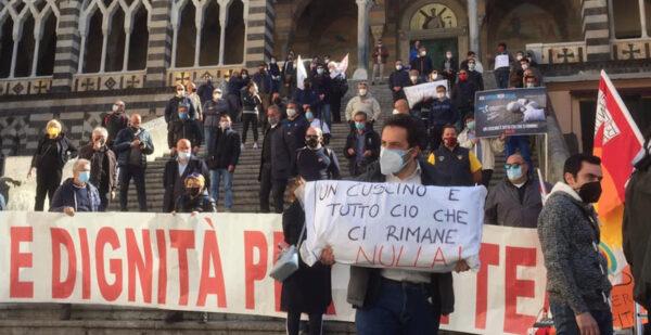 protesta turismo