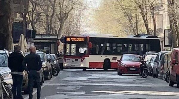 autobus vomero
