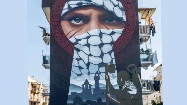 napoli palestina jorit