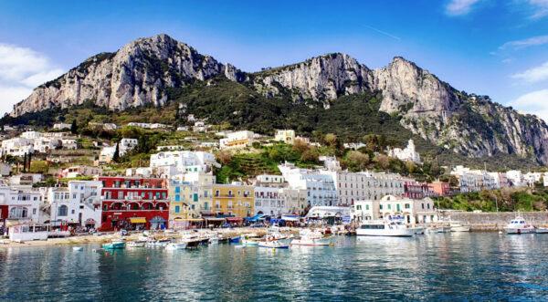Torna il Covid a Capri: 11 positivi, ma sono tutti turisti