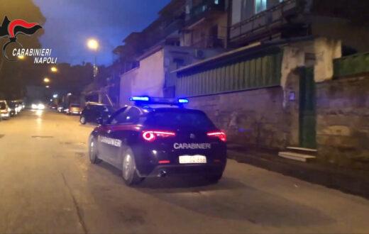 carabinieri napoli arresti rione traiano clan cutolo