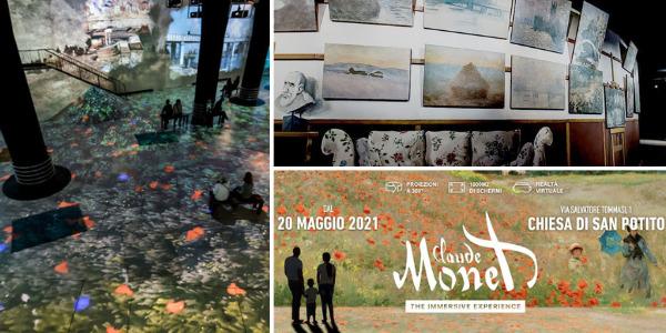 """Mostra """"Claude Monet"""": un viaggio alla scoperta padre dell'Impressionismo"""