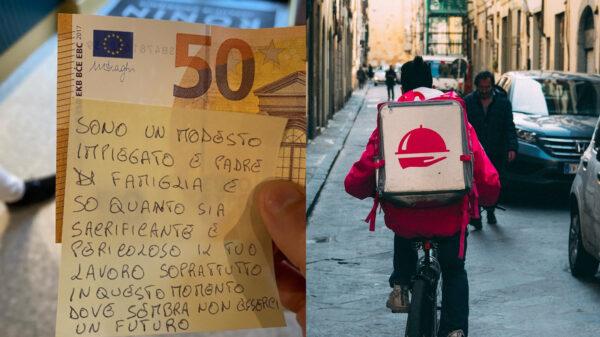 mancia 50 euro fattorinomancia 50 euro fattorino