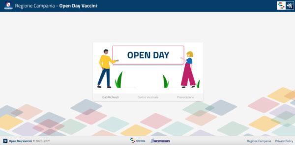 open day napoli