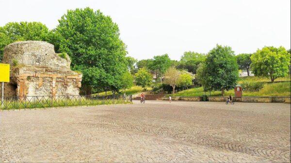 Mausoleo del Ciaurro