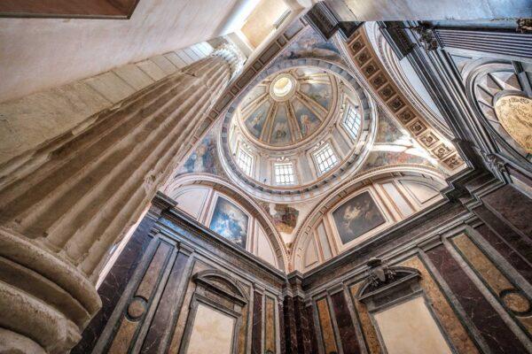 cattedrale di augusto pozzuoli