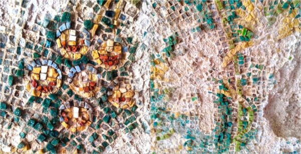 terme mercurio mosaico