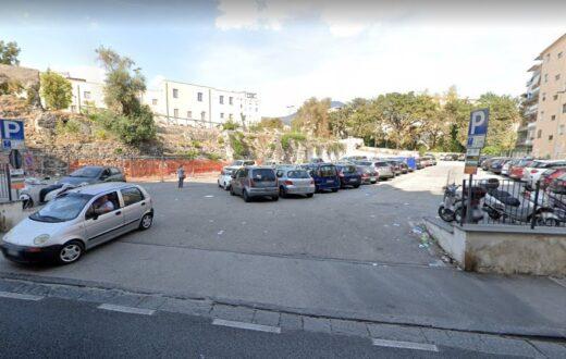 parcheggio ss trinità torre del greco