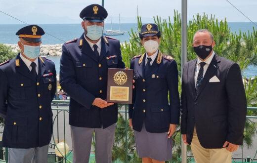 premio apicella poliziotto