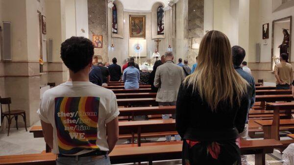 veglia contro omofobia torre annunziata