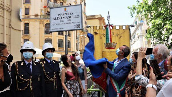Piazzetta Aldo Masullo