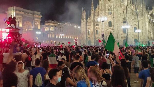 festeggiamenti italia
