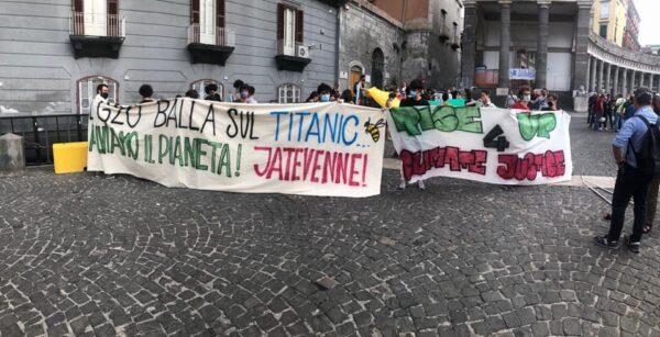 g20 napoli manifestanti