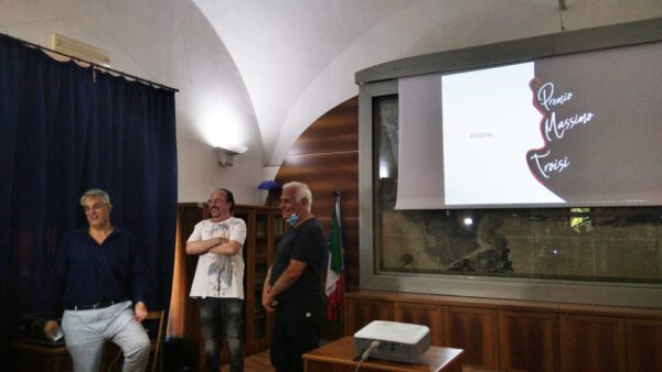 conferenza stampa premio Massimo Troisi