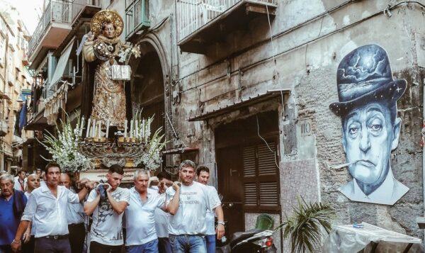processione san vincenzo napoli
