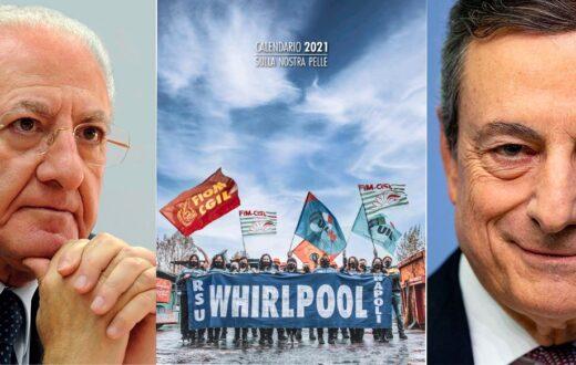 whirlpool draghi de luca