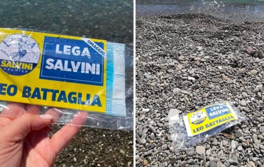 leo battaglia plastica mare
