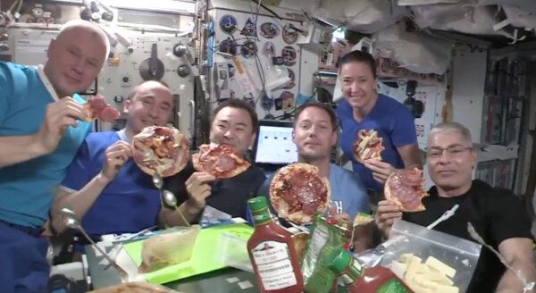 pizza spazio