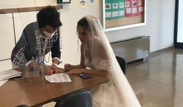 sposa contratto