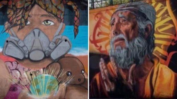 salerno murales