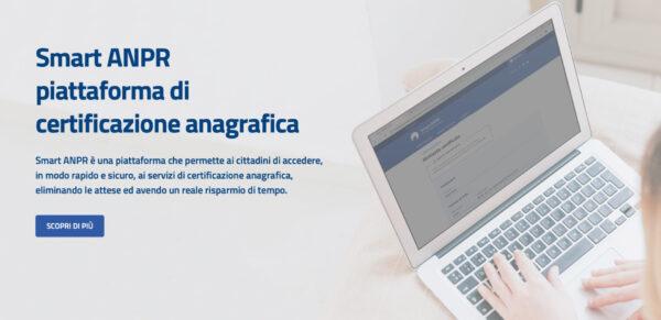 torre certificazione anagrafica online